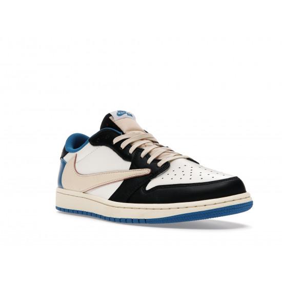 Air Jordan 1 Low Fragment x Travis Scott