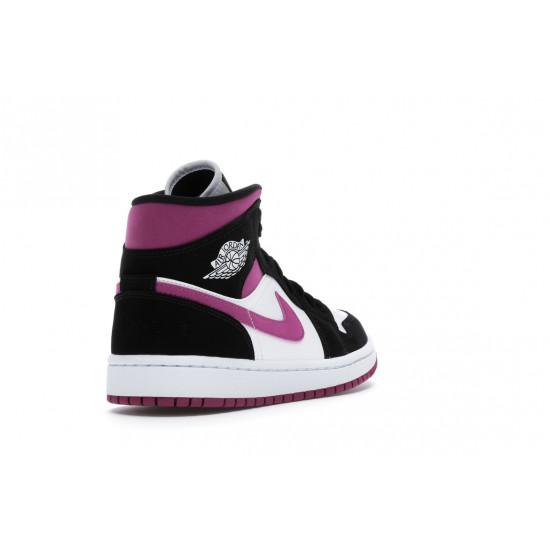 Air Jordan 1 Mid Magenta
