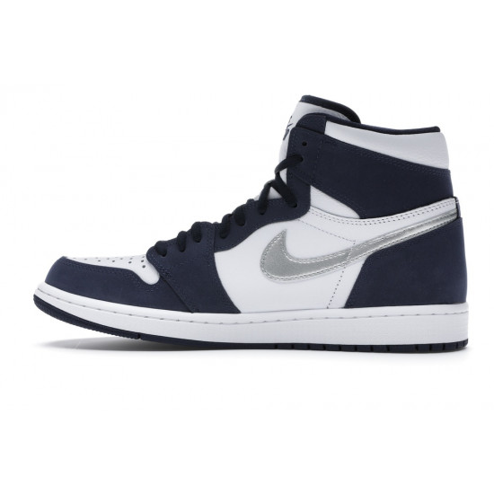 Air Jordan 1 Retro High COJP Midnight Navy