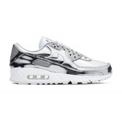 Nike Air Max 90 Metallic Silver 2020
