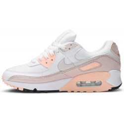 Nike Air Max 90 White Barely Rose