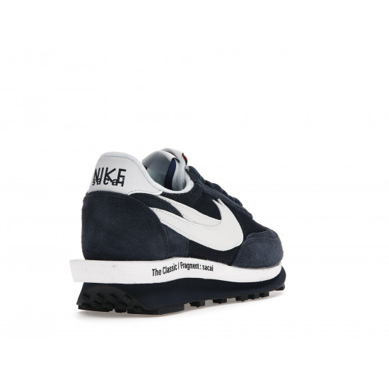 Nike LD Waffle SF Sacai Fragment Blue Void
