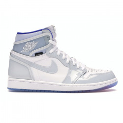 Air Jordan 1 Retro High Zoom White Racer Blue