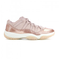 Jordan 11 Retro Low Rose Gold