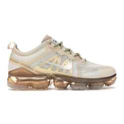 Nike Air VaporMax 2019 White Metallic Gold