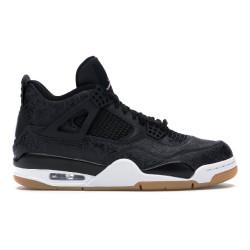 Jordan 4 Retro Laser Black Gum