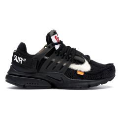 Nike Air Presto Off-White Black