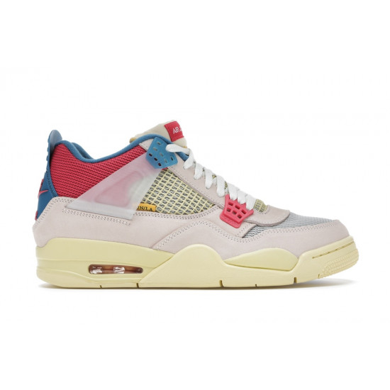 Jordan 4 Retro Union Guava Ice