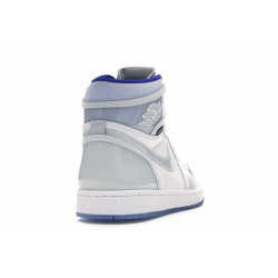 Air Jordan 1 Retro High Zoom White Racer Blue