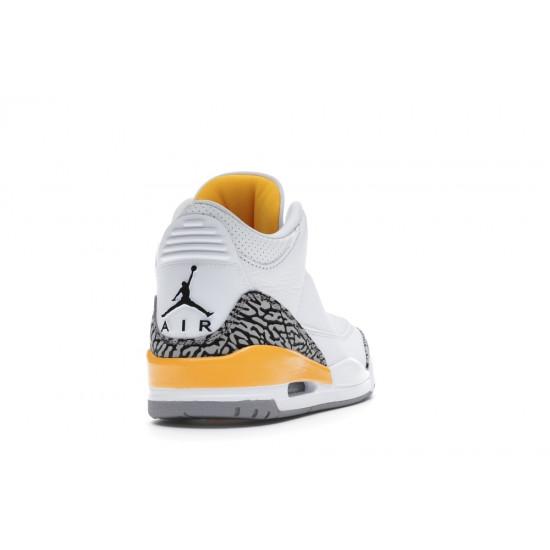 Jordan 3 Retro Laser Orange